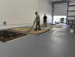 Area Rug Cleaning by Phoenix Cleaning Solutions